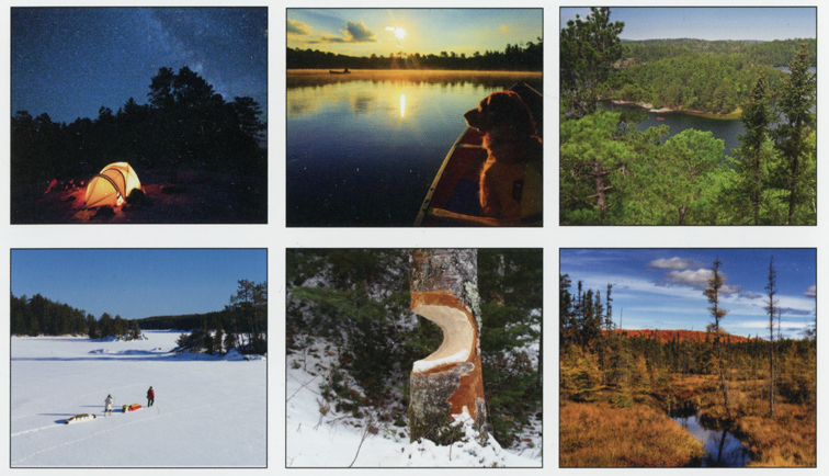 Boundary Waters Quetico 2019 Calendar