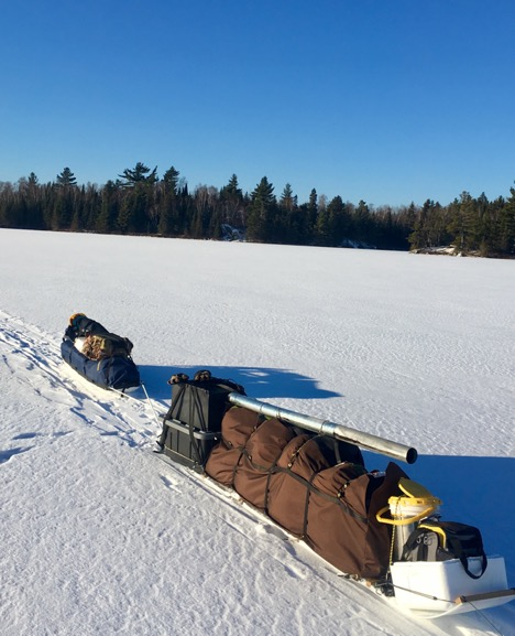 get packed for the boundary waters